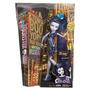 Muñeca Monster High Boo York Elle Eedee Hija De Los Robot