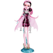 Boneca Monster High Assombrada Draculaura Original