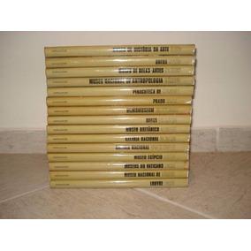 Enciclopédia Dos Museus Em 15 Volumes Completa