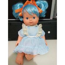 Boneca Bebe Morangão Uvinha Antiga Da Estrela Anos 80