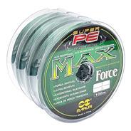 300m Linha Multifilamento Maruri Max Force 0.18mm