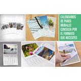 100 Calendarios Almanaques Bolsillo - Carpitas Pared Mural