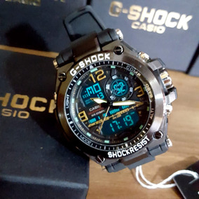 1a094ad896a Casio Shock Resist 3230 Black - Relógios De Pulso no Mercado Livre ...