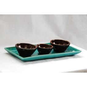 Plato Rectangular-sushi- Set Sushi Fundación Los Naranjos