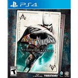 Batman - Ret To Arkhan - Mídia Física - Melhor Oferta Ganha