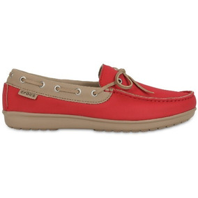 Crocs Wrap Colorlite Loafer Mujer 157536hk