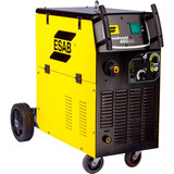 Máquina De Solda Mig Smashweld 450amp Trifásica Esab