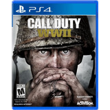 Call Of Duty Ww2 Ps4 Formato Fisico Juego Playstation 4