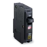 Pastilla Interruptor Termomagnético 1p20a Qo120 Schneider