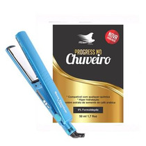 Kit Chapinha Nano Titanium 450°f E Progressiva De Chuveiro