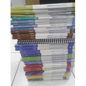 Coleção Sistema De Ensino Poliedro - 45 Volumes