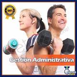 Programa Sistema Control Gestión Administración De Gimnasios