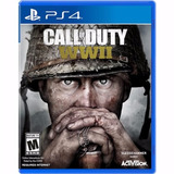 Call Of Duty Wwii Ww2 World War 2 Ps4 - Stock Ya