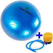 Pelota Fitness/yoga 65cm Ranbak 736 C/inflador Envio Gratis