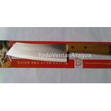 Cuchillo De Cocina Asiatica Hachuela De Acero Inoxidable-