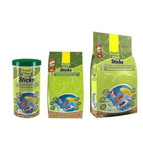 Tetra Pond Sticks 3 Kg 25 Litros - Paraíso Dos Aquários !!!