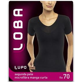 Linda Camiseta Segunda Pele Manga - Camisetas e Blusas Manga Curta ... 1cf78bfe4f757