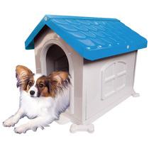 Casa Para Cães Plástica Desmontável Nº 3 Pet Injet