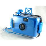 Camera Aquática Analógica Filme 35mm Lomo Aquapix Lomography