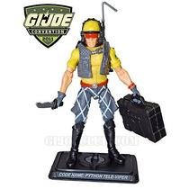 # Gi.joe Cobra Python Tele-viper Box Night Force Joecon 2013
