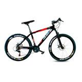 Bike Aro 26 Gts M1 Advanced Freio Disco 21 Marchas