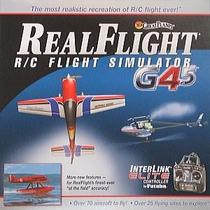 Simulador Rc Real Flight G4,5 + Pack De Modelos De Regalo