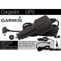 Cargador Gps Garmin Original 100% Local En Ramos Mejia