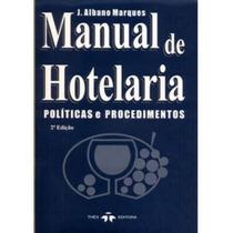 Livro Manual De Hotelaria + Brinde