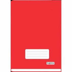 Caderno De Brochura Cd Cost. 1/4 96 Fls Pacote 10 Atacado