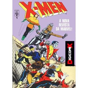 X-men Editora Abril - 121 Edições (hq Digital)