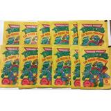 Figuritas Tortugas Ninjas 12 Sobres Cerrados Tmnt 1992