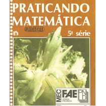 Livro Praticando A Matemática Alvaro Andrini 5ª Serie