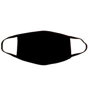 Máscara Kpop Preta Sem Logo Frete Gratuito