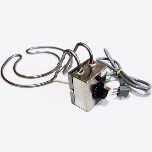 Resistência Fritadeira Elétrica 7 Litros 110v  C/ Termostato