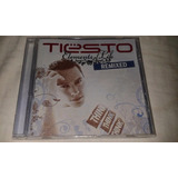 Tiesto Elements Of Life Remixed Cd Rare Version