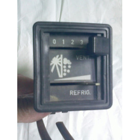 Chave Moldura Comando Ar Condicionado Passat Ts Gts Pointer
