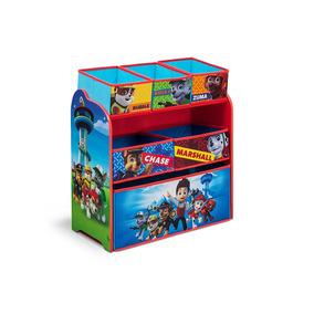 Juguetero Organizador Juguetes Paw Patrol Tortugas Spiderman