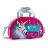 Bolso Animalitos Unicornio 3d Pileta Club Colonia 55518