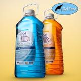 Jabón Líquido Para Lavarropas Envase De 3 Litros Gota Limpa