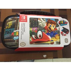 Nintendo Switch Traveler Deluxe Super Mario Odyssey