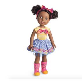 Boneca American Girl Welliewishers Lancamento Kendal #dnj69