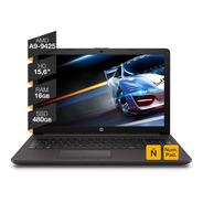 Notebook Hp A9 9425 16gb Ram 480gb Ssd Win 10