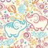 nº 043 Elefantes Coloridos