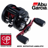 Reel Rotativo Stx 6600 Abu Garcia