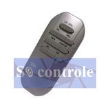 Controle Remoto Climatizador Midea Mvac-120bcr