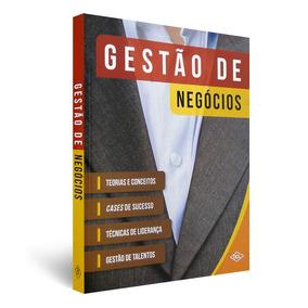 Livro Gestão De Negócios - Editora Dcl