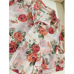 Camisa Gasa Kimeika
