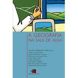A Geografia Na Sala De Aula