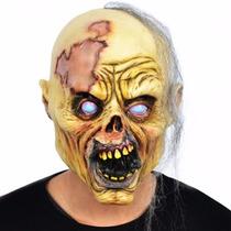 Mascaras Latex Premium Mascara Zombie Desintegrado
