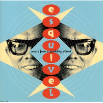 Esquivel Music From A Sparkling Planet Cd Jazz Dhl Gratis